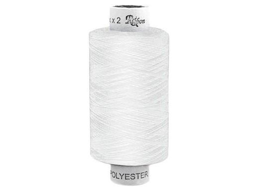 Polyesterové nitě návin 500 m Ribbon 14,8x2