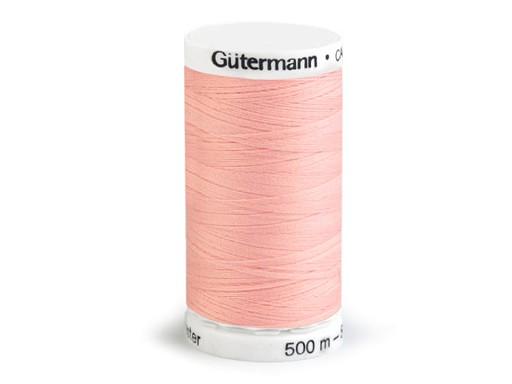 Nici poliestrowe nawój 500m Gütermann