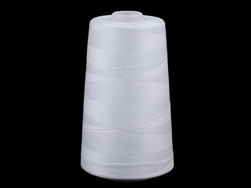 Polyesterové nite pre overlocky i klasické šitie návin 5000 yards