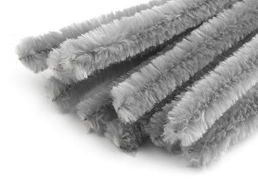 Chlupaté drátky do horní části roušek Ø15 mm délka 30 cm