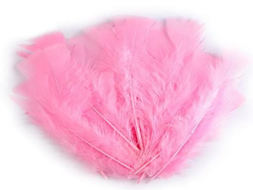 Coloured Turkey Feathers length 11-17 cm