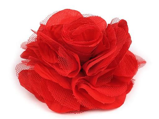 Rose Brooch Ø9 cm