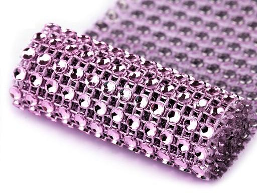 Diamantový pás / borta šíře 58 mm