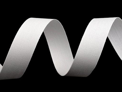 Gurt-Band hart Breite 25 mm für Damenbekleidung
