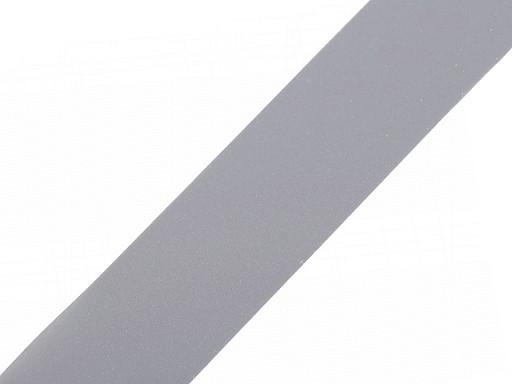 Fényvisszaverő szalag 30 mm felvarható