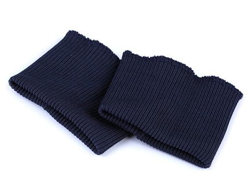 Elastické náplety na rukávy šírka 7 cm