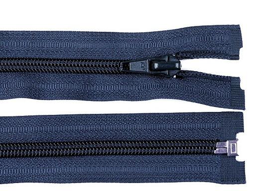 Nylon Zipper (coil) 5 mm open-end 40 cm jacket