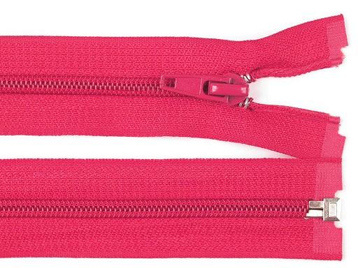 Spirálový zip šíře 5 mm délka 45 cm bundový POL