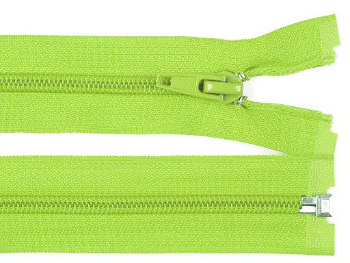 Nylon Zipper (coil) 5 mm open-end 50 cm jacket