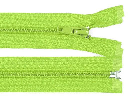 Nylon Zipper (coil) 5 mm open-end 70 cm jacket