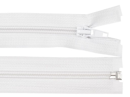 Nylon Zipper (coil) 5 mm open-end 35 cm jacket
