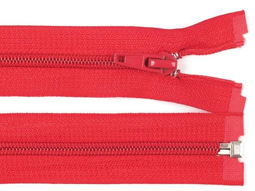 Spirálový zip šíře 5 mm délka 35 cm bundový POL