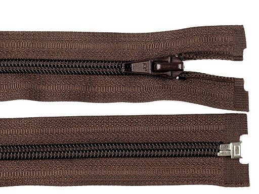 Nylon Zipper (coil) 5 mm open-end 80 cm jacket