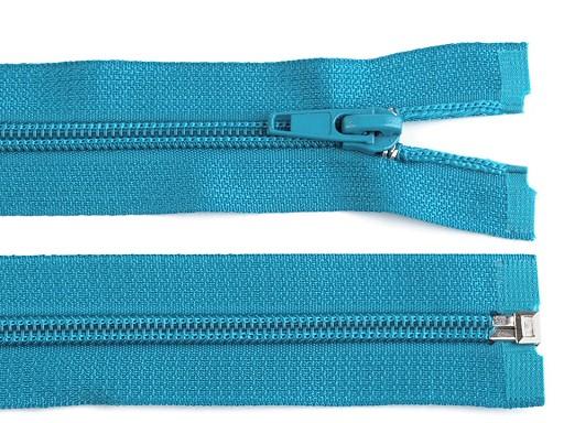 Spirálový zip šíře 5 mm délka 30 cm bundový POL