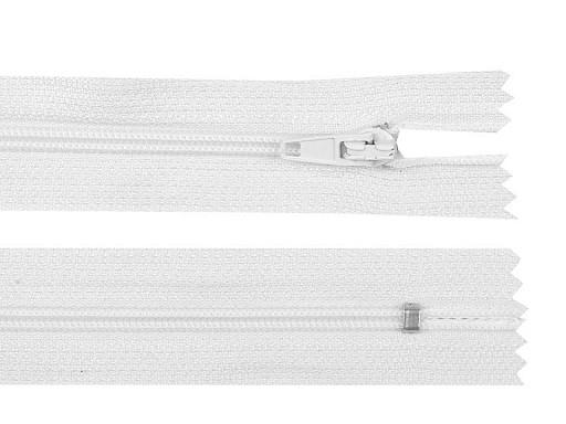 Špirálový zips šírka 3 mm dĺžka 45 cm autolock