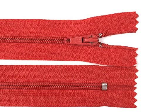 Spirálový zip šíře 3 mm délka 35 cm pinlock