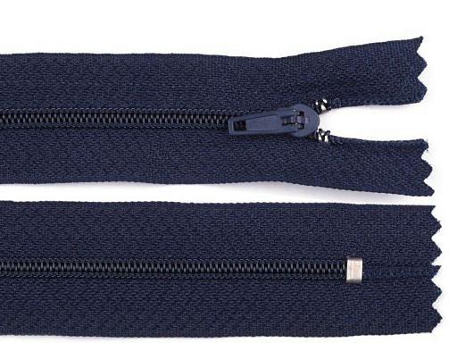 Spirálový zip šíře 3 mm délka 40 cm pinlock