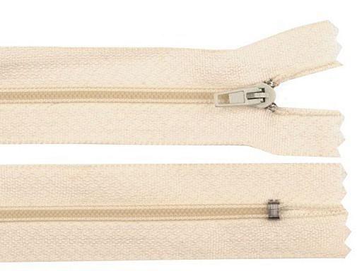Spirálový zip šíře 3 mm délka 45 cm pinlock