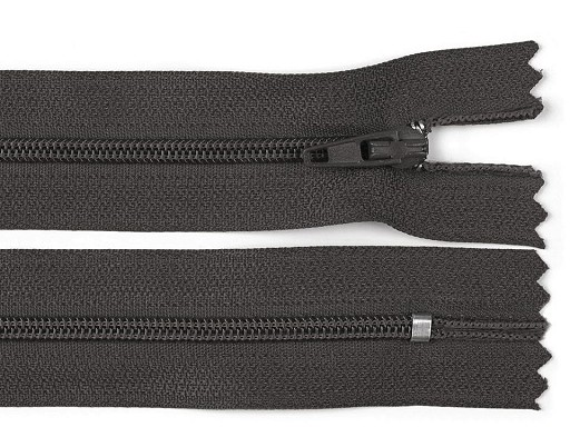 Špirálový zips šírka 3 mm dĺžka 50 cm pinlock