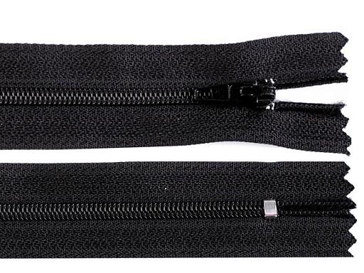 Spirálový zip šíře 3 mm délka 18 cm autolock