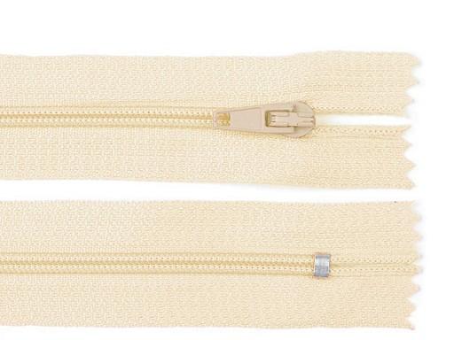 Spirálový zip šíře 3 mm délka 20 cm autolock