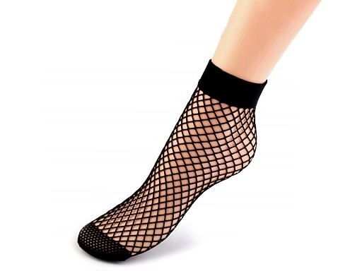 Síťované ponožky