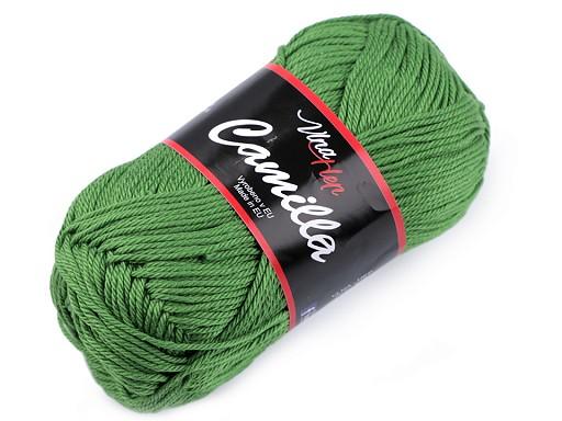Bavlněná pletací příze Camilla 50 g