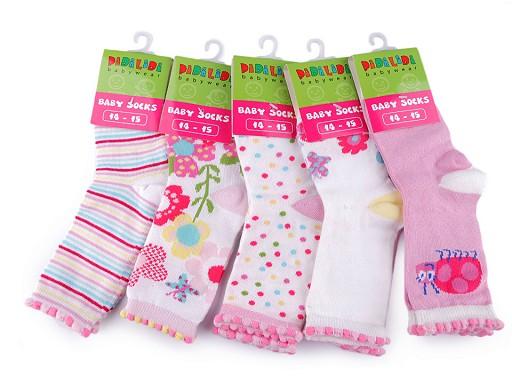 Dětské ponožky dívčí