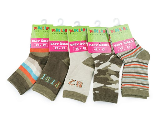 Dětské ponožky chlapecké