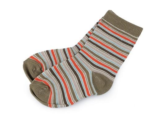 Detské ponožky chlapčenské