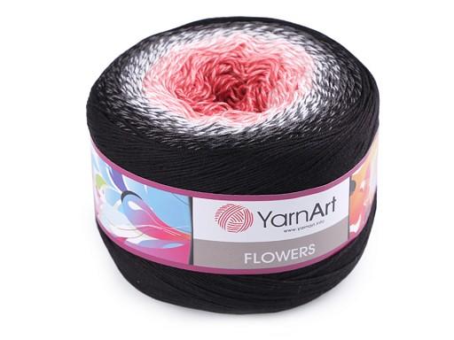 Pletací příze Flowers 250 g