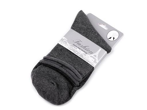 Dámské bavlněné ponožky