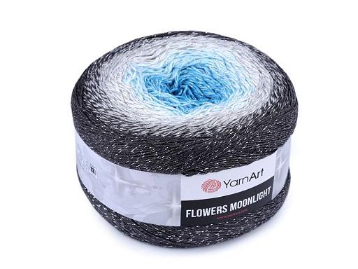 Pletací příze Flowers Moonlight 260 g