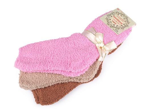 Dámské froté ponožky