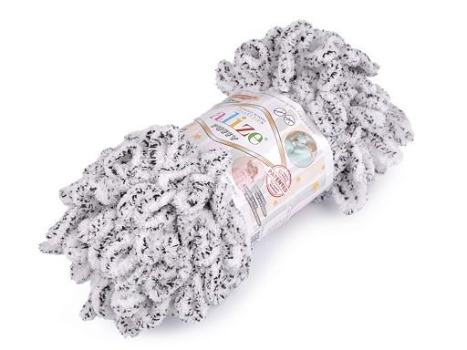 Pletací příze Alize Puffy 100 g