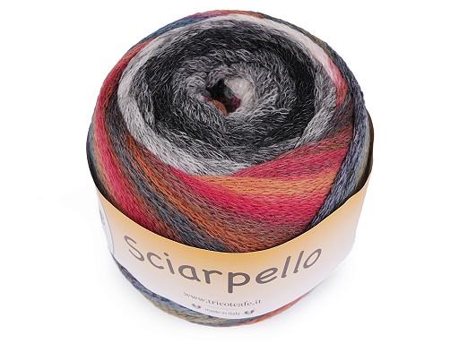 Pletací příze / vlna Sciarpello 240 g