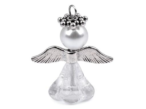 Anděl pro štěstí, v pytlíčku