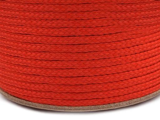 Oděvní šňůra PES Ø4 mm