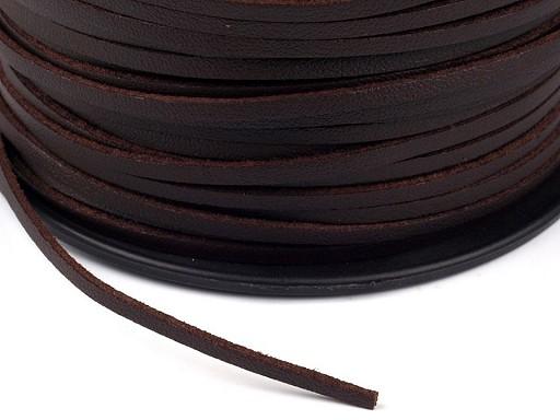 Remienok imitácia kože šírka 2,5-3 mm