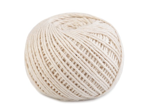 Bavlněný provázek / knot Ø1,5 mm