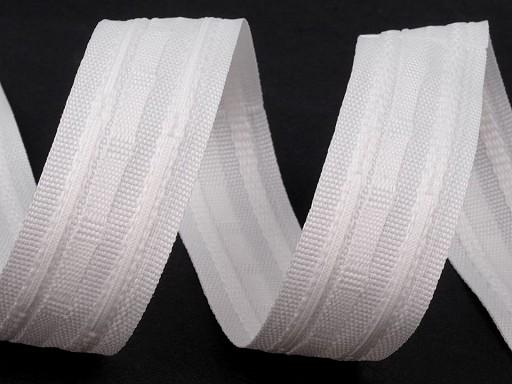 Függönybehúzó 2 berakásos szélesség 25 mm