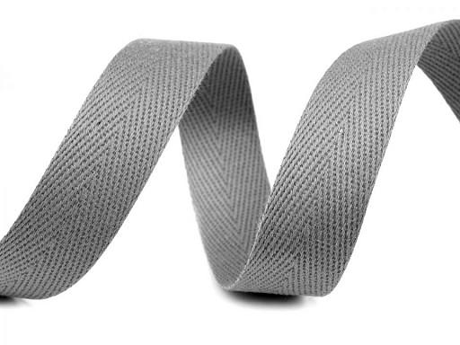Herringbone Twill Tape width 18 mm