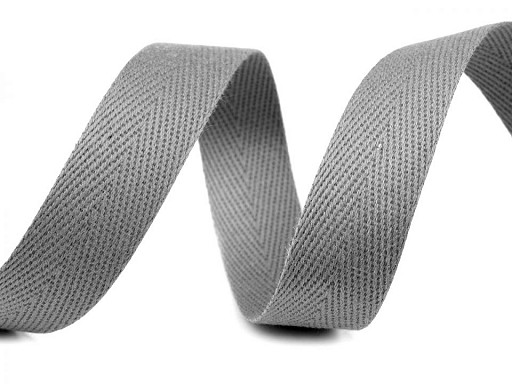 Köperband Breite 18 mm