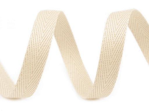 Keprovka - tkaloun šírka 12 mm