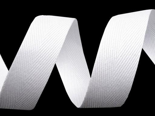 Köperband Breite 30 mm