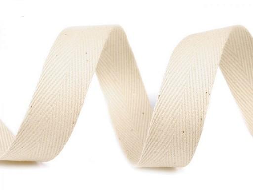 Herringbone Twill Tape width 14 mm