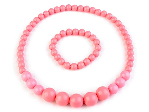 Retro náhrdelník a náramek