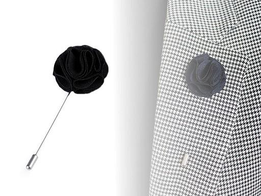 Anstecknadel / Pin Blume