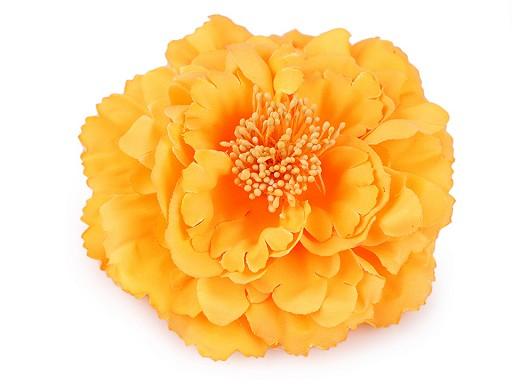 Bross / rózsa dísz Ø11 cm