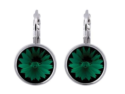 Earrings with Swarovski Elements Rivoli